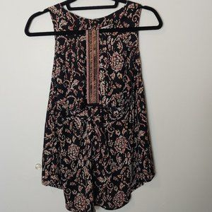 NWT ASTR Beaded Tank High Low